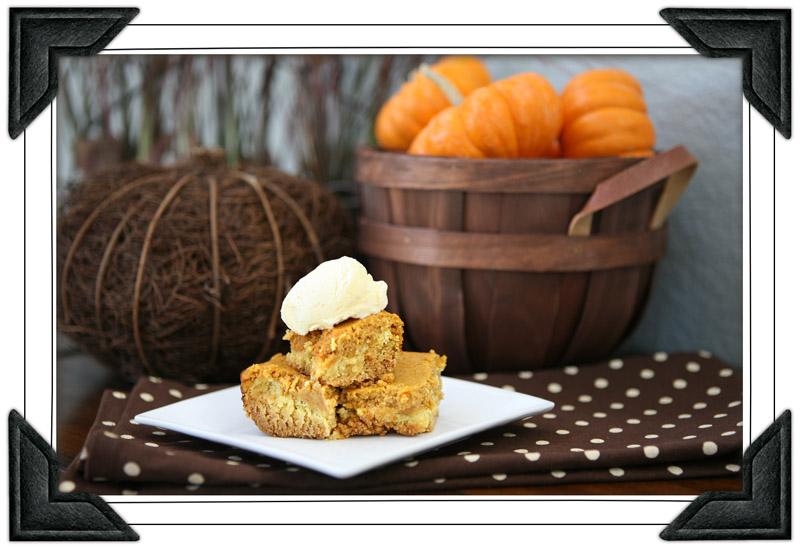 Super yummy pumpkin bars… Paula Deen Style! » Corina Nielsen ...