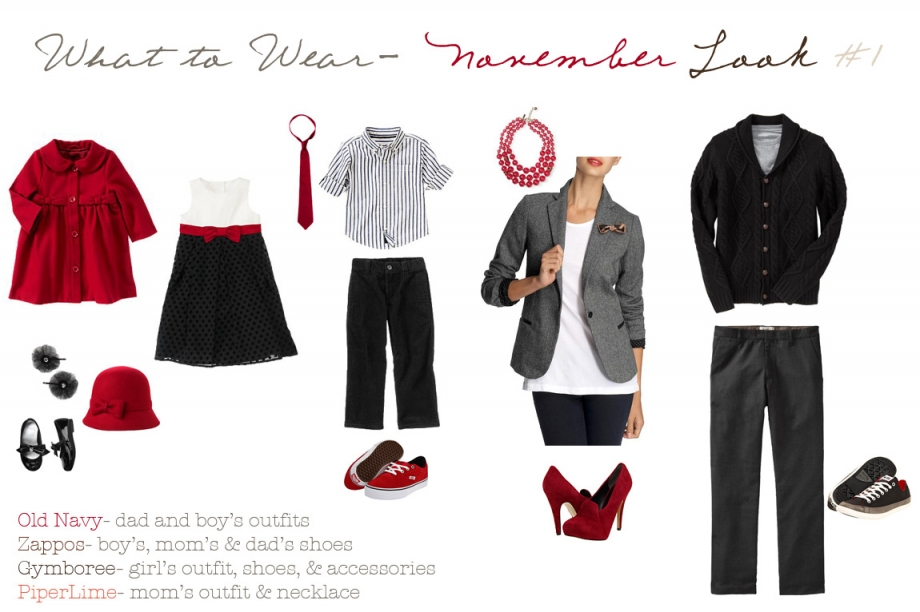 What To Wear November 2011