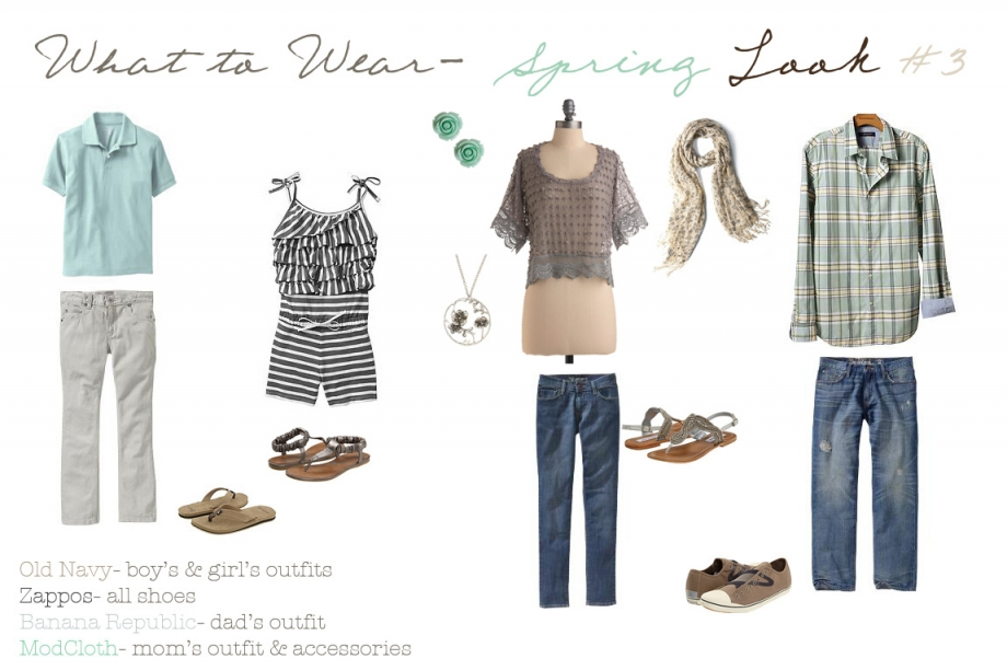 What To Wear March 2012