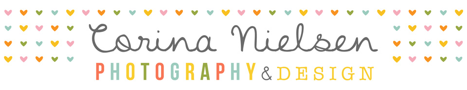 Corina Nielsen Photography &amp; Designs Blog logo