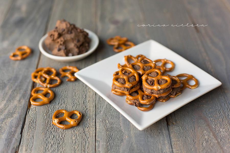 Corina Nielsen- Chocolate PB Pretzel Bits-1