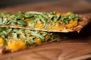 Butternut Squash Protein Pizza