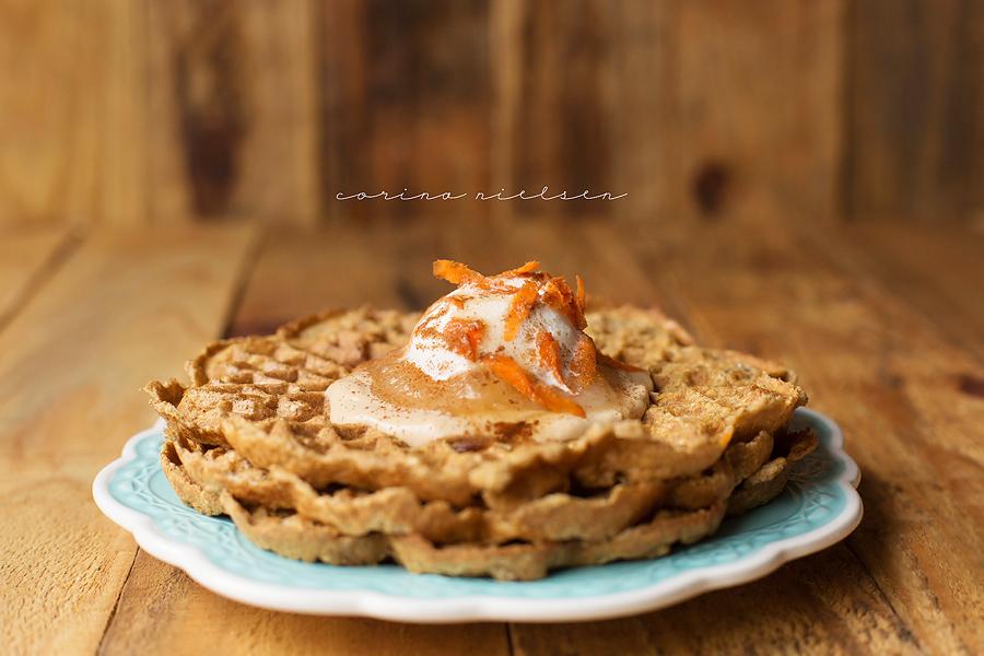 Corina Nielsen- Carrot Cake Waffles-1