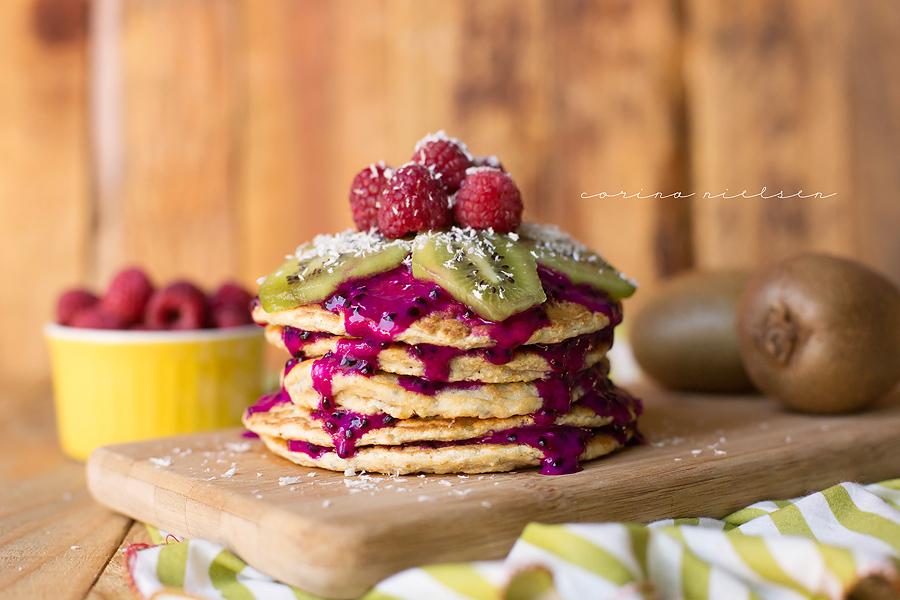 Corina Nielsen- Coconut Pitaya Pancakes- 2