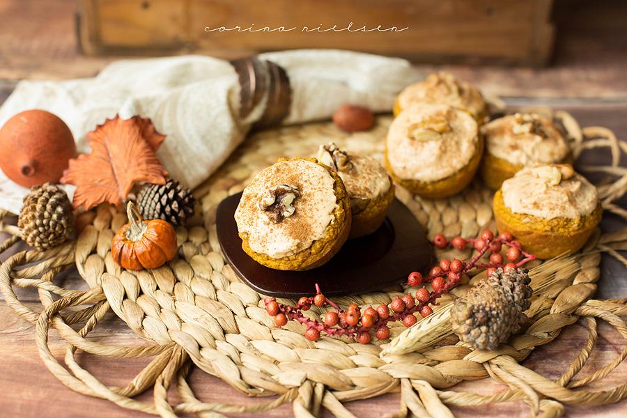 Corina Nielsen- Pumpkin Spice Cupcakes-1