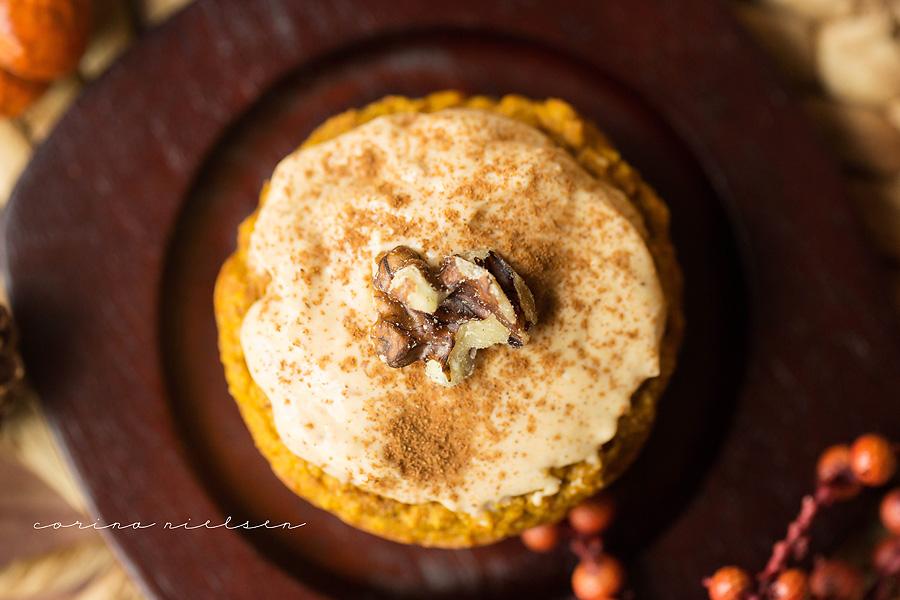 Corina Nielsen- Pumpkin Spice Cupcakes-3