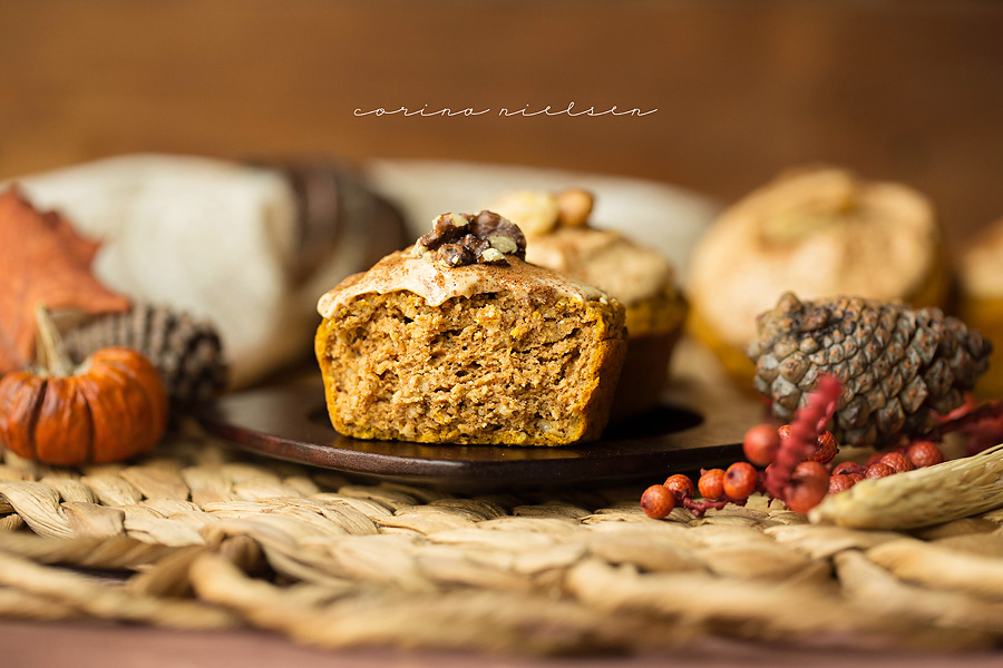 Corina Nielsen- Pumpkin Spice Cupcakes-4