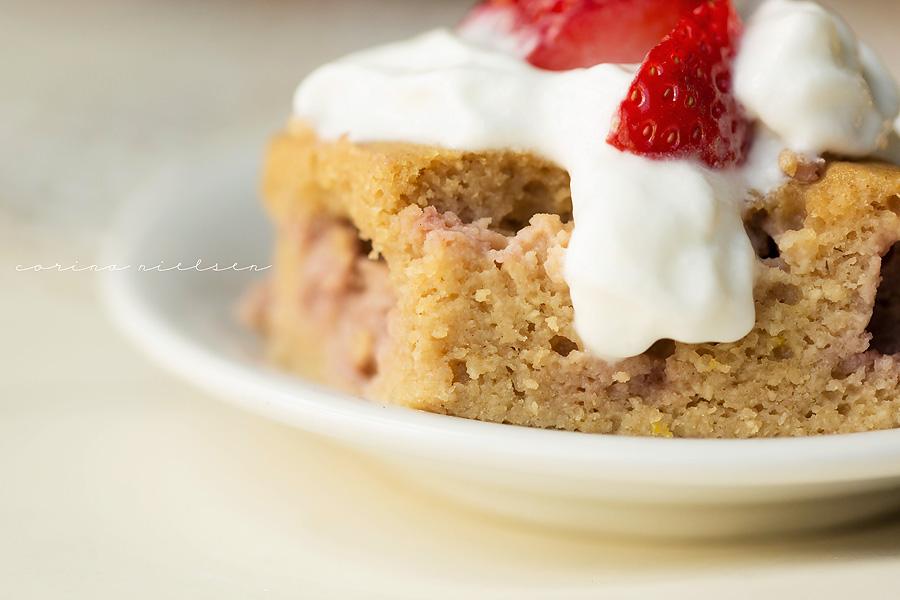 Corina Nielsen- Strawberry Yogurt Cake-6