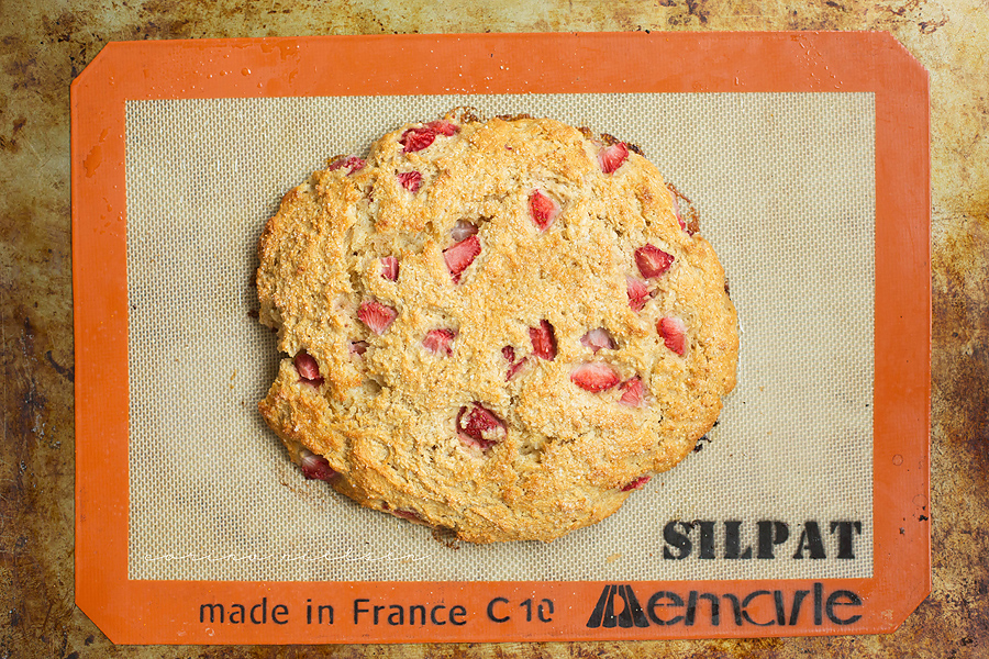 Corina Nielsen- Strawberry Coconut Scones-1