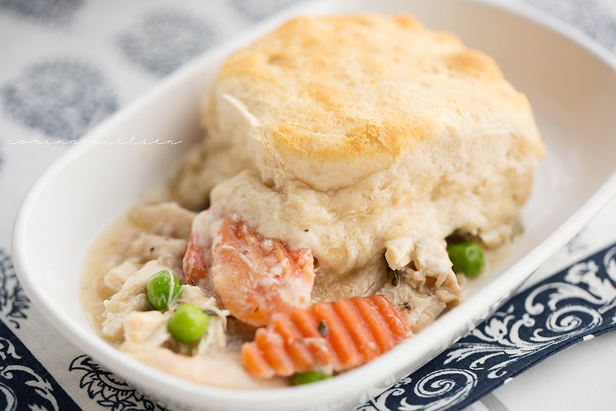 Corina Nielsen- Chicken Pot Pie Casserole-4
