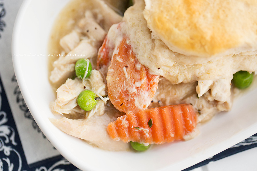 Corina Nielsen- Chicken Pot Pie Casserole-5