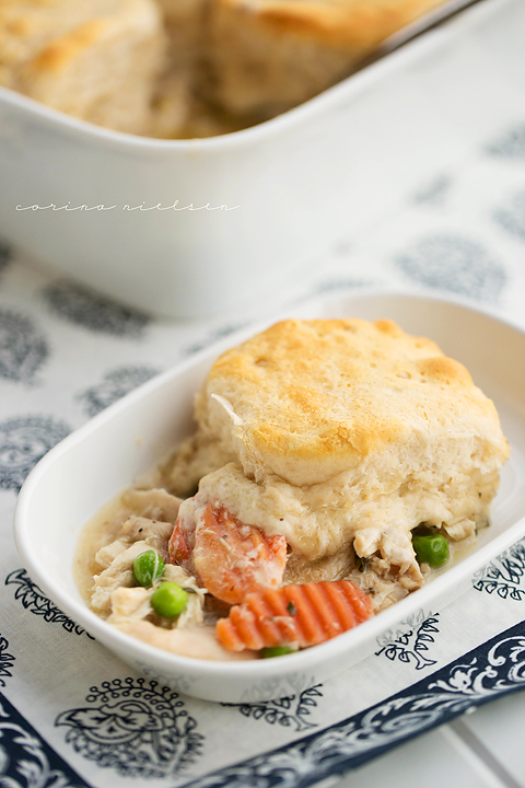 Corina Nielsen- Chicken Pot Pie Casserole-2