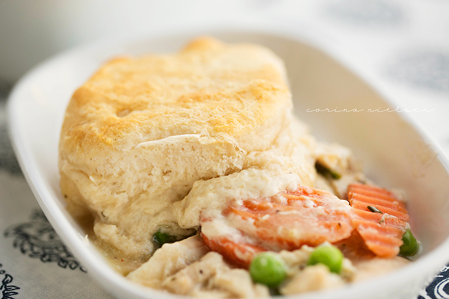 Corina Nielsen- Chicken Pot Pie Casserole-6