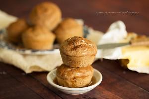 Cinnamon & Maple Sausage Muffins