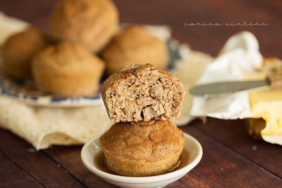 Corina Nielsen- Maple Sausage Cinnamon Muffins-5