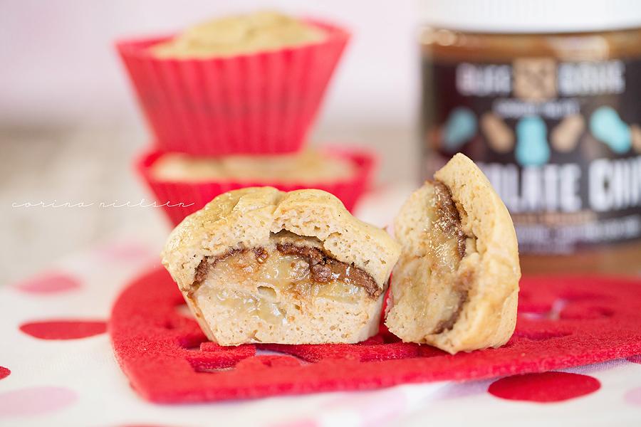 Corina Nielsen- Chocolate Chip Covered Banana Cupcakes-4