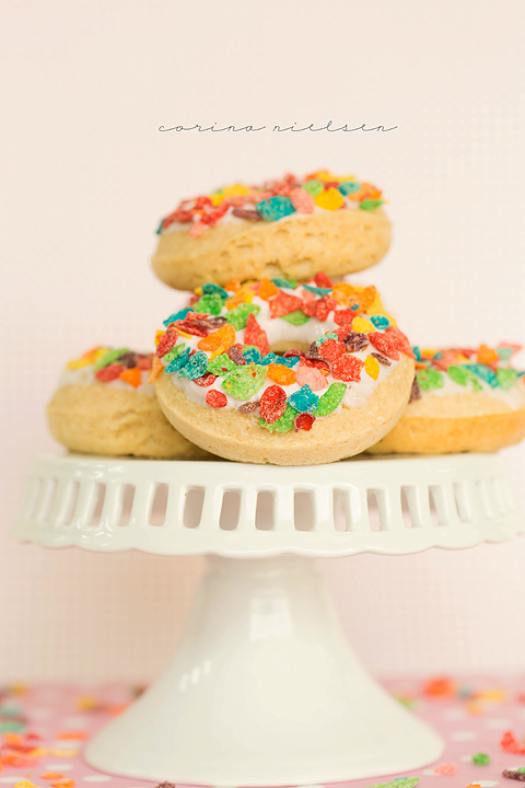 Corina Nielsen- Fruity Pebble Donuts-1