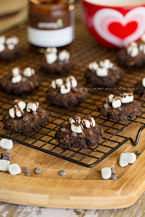 Corina Nielsen- Hot Cocoa Snickerdoodle Cookies-1