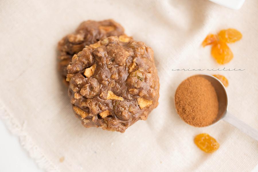 Corina Nielsen- Apple Spice Oatmeal Blondie Cookies-6