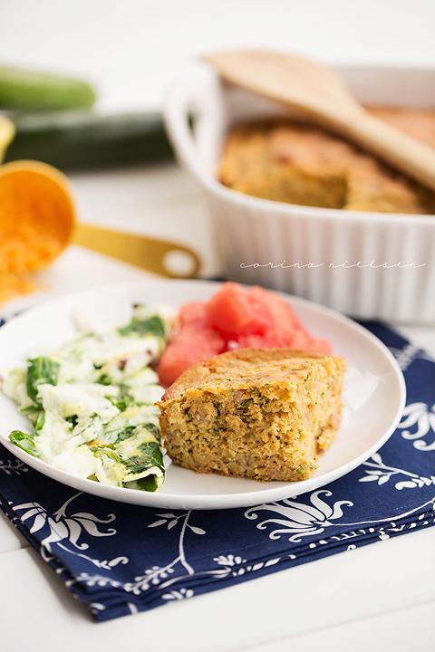 Corina Nielsen- Ham & Cheese Breakfast Bake-6