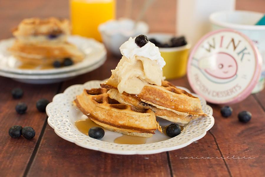 Corina Nielsen- Blueberry Cake Batter Waffles-1