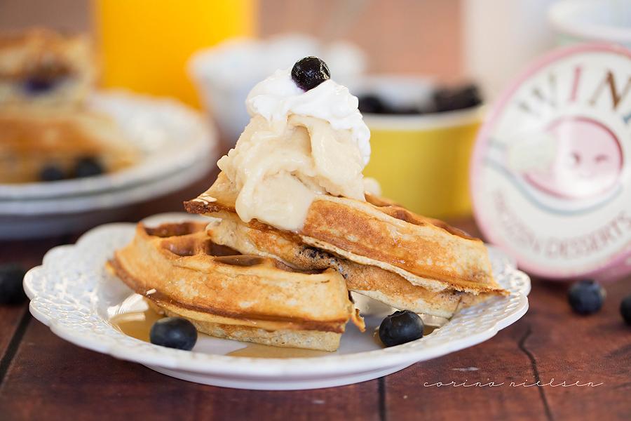Corina Nielsen- Blueberry Cake Batter Waffles-2