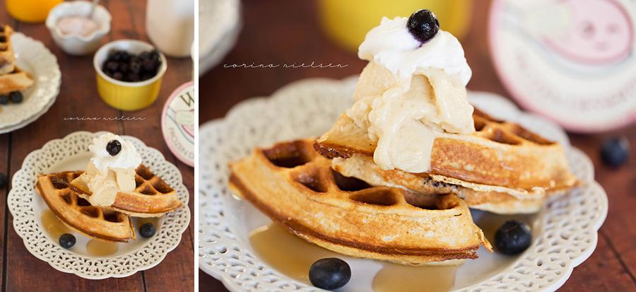 Corina Nielsen- Blueberry Cake Batter Waffles-7