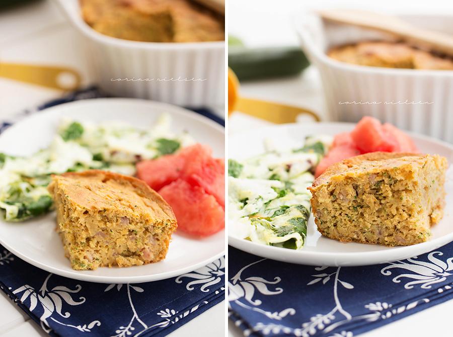 Corina Nielsen- Ham & Cheese Breakfast Bake-9