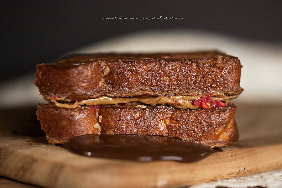 Corina Nielsen- Raspberry Almond Mocha French Toast-3