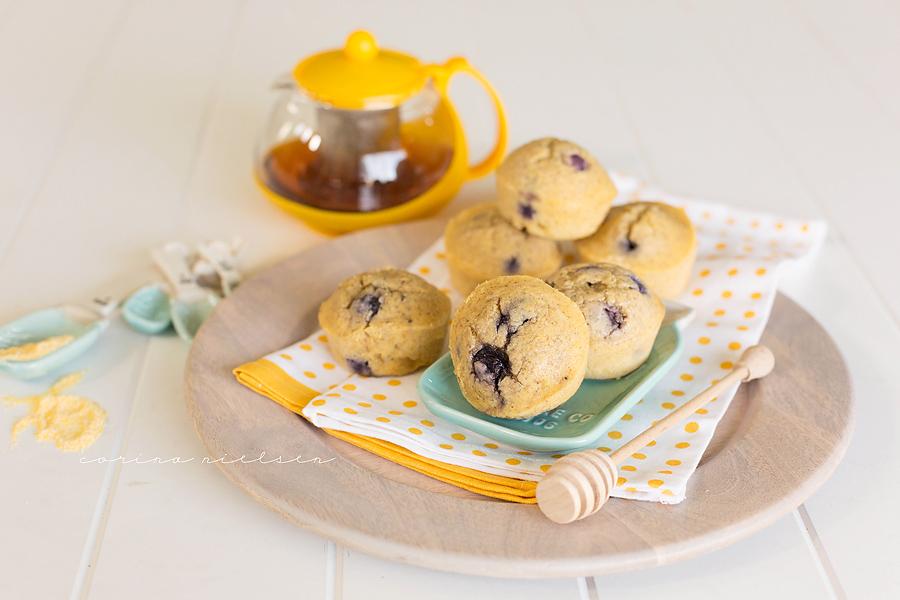 Corina Nielsen- Blueberry Cornbread Muffins-1