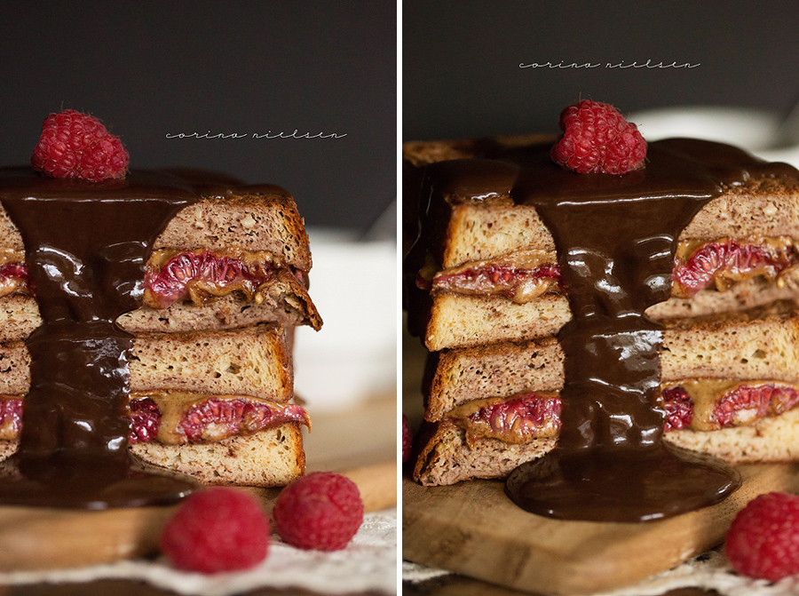 Corina Nielsen- Raspberry Almond Mocha French Toast-8