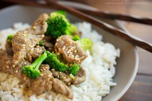 Easy Weeknight Beef & Broccoli