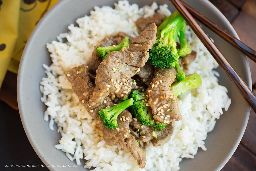 Corina Nielsen- Beef & Broccoli-3