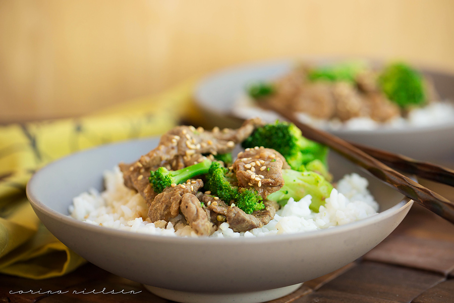 Corina Nielsen- Beef & Broccoli-5