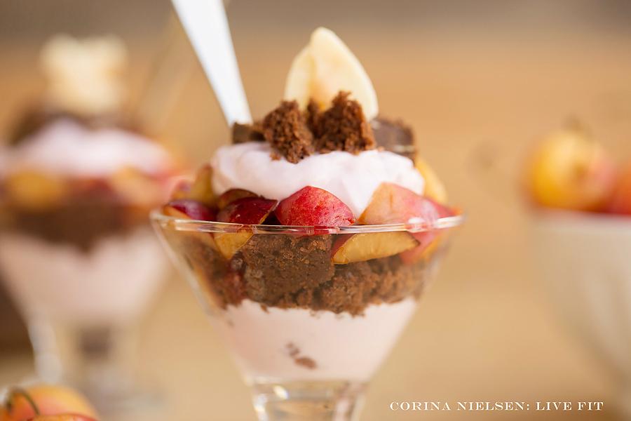 Corina Nielsen- Cocoa Cherry Brownie Parfaits-2