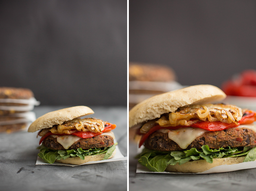 Corina Nielsen- Black Bean Burgers-9