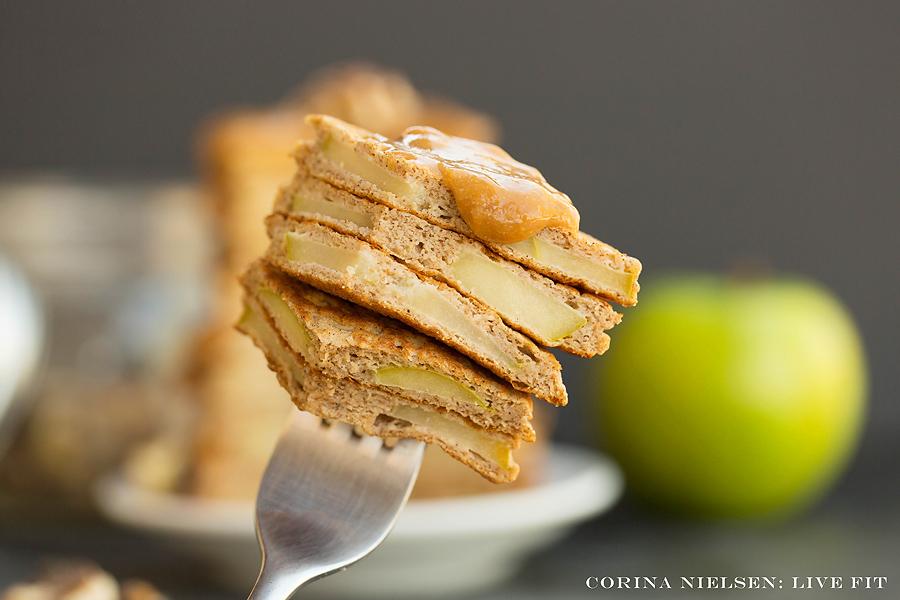 Corina Nielsen- Caramel Apple Pancakes-5