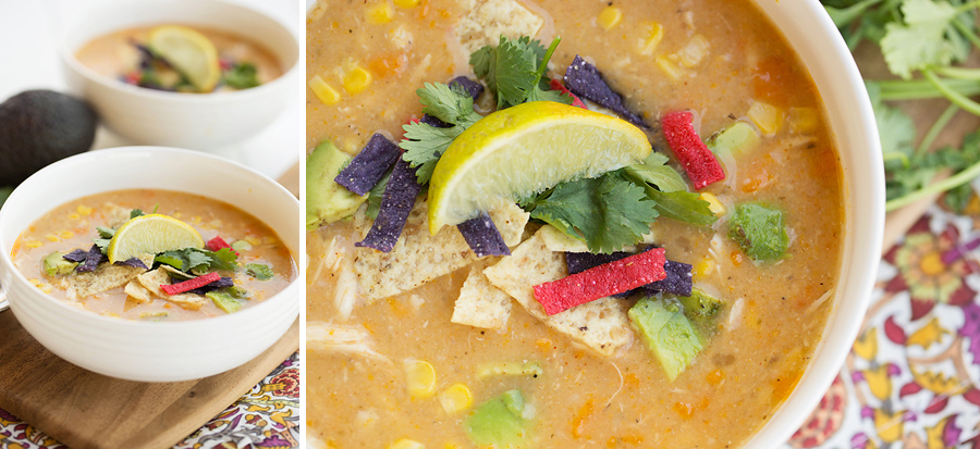 Corina Nielsen- Live Fit- Chicken Tortilla Soup-4