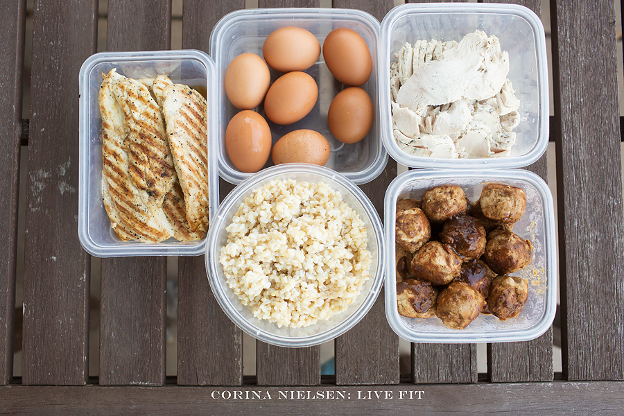Corina Nielsen-Live Fit-Meal Prep-7