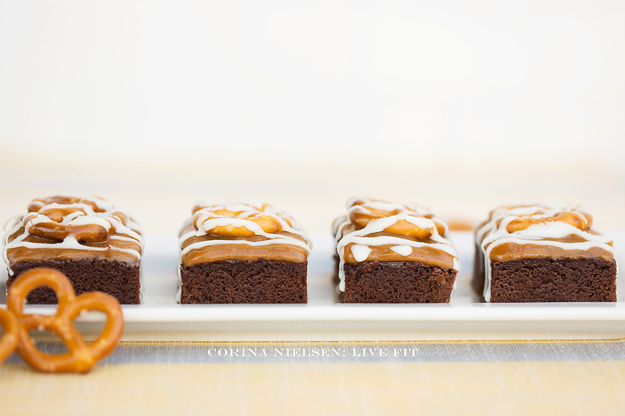 Corina Nielsen- Salted Caramel White Chocolate Brownies-3