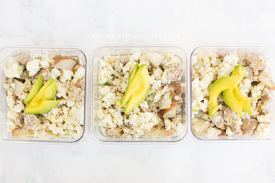 Corina Nielsen- Fit Kids- Breakfast Prep-2