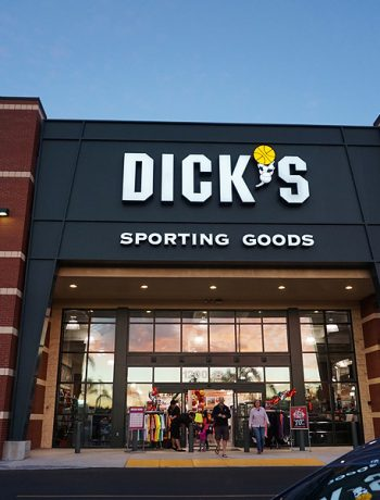 Dicks Sporting Goods- NEW YEAR'S