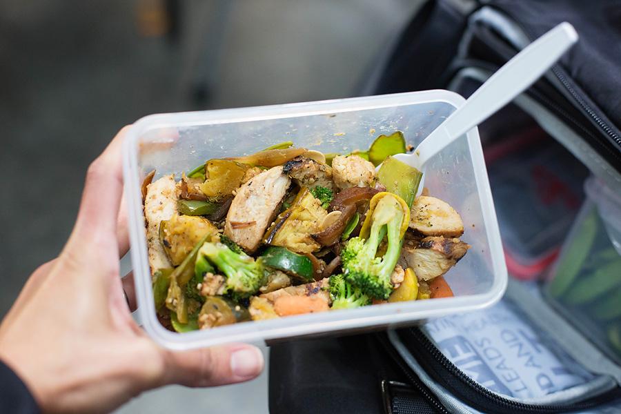 Food & Meal Prep Ideas