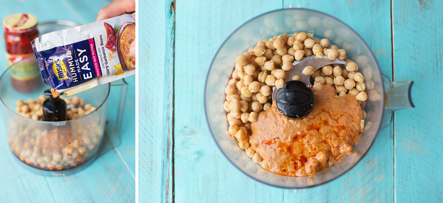 HUMMUS MADE EASY 2