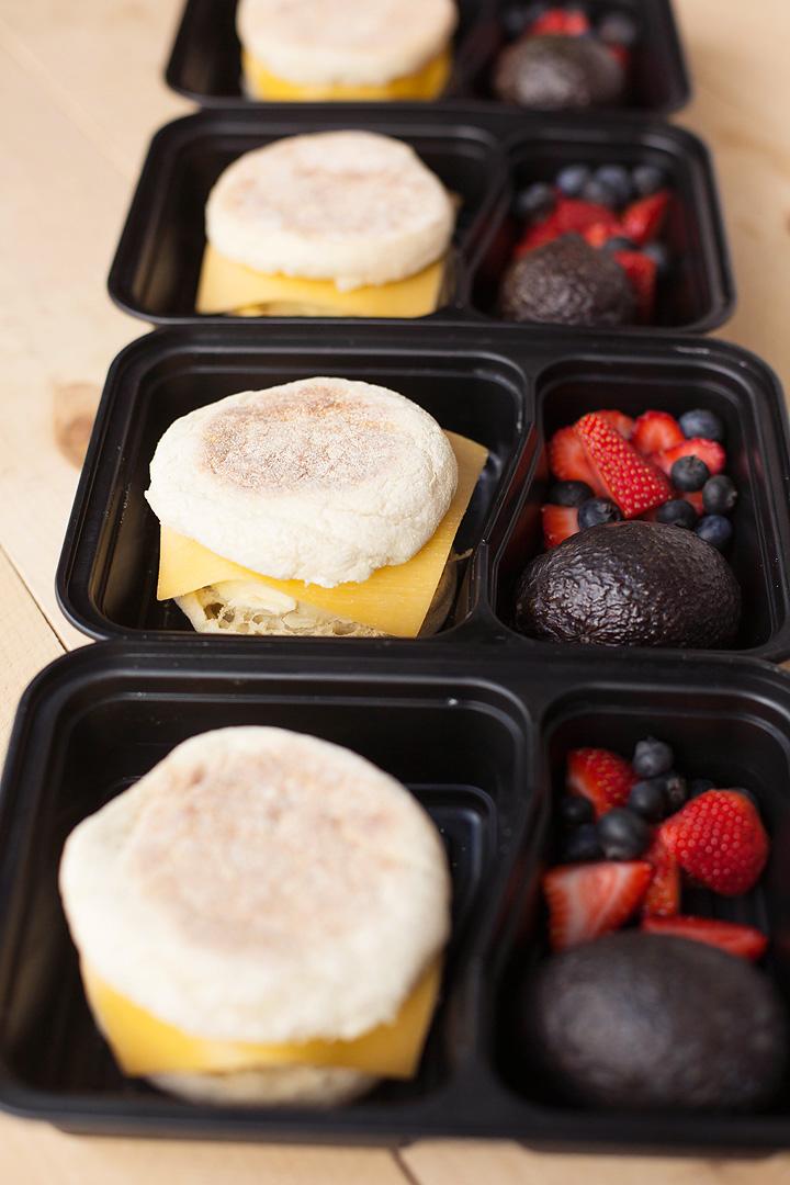 Make Ahead Breakfast Bowls