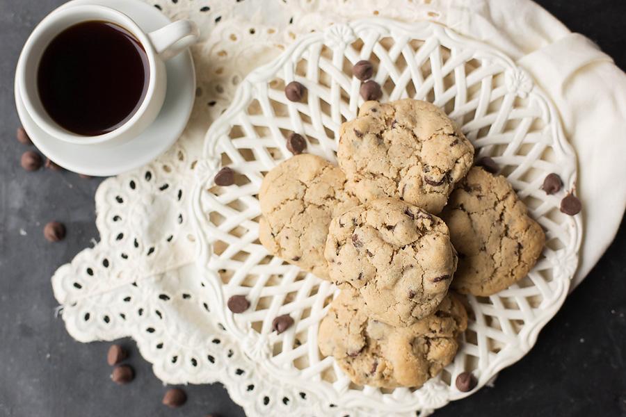 Mocha Chip Cookies