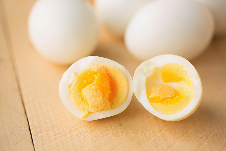 IP Hard Boiled Eggs