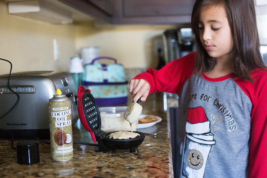 Live Fit Kids- Make Ahead Breakfast