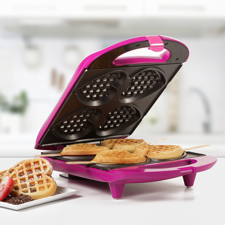 Valentine's Waffles