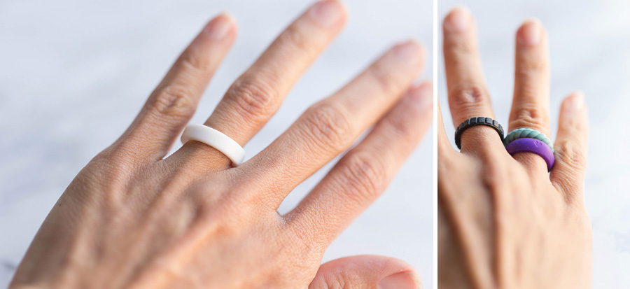 Silicon Wedding Bands